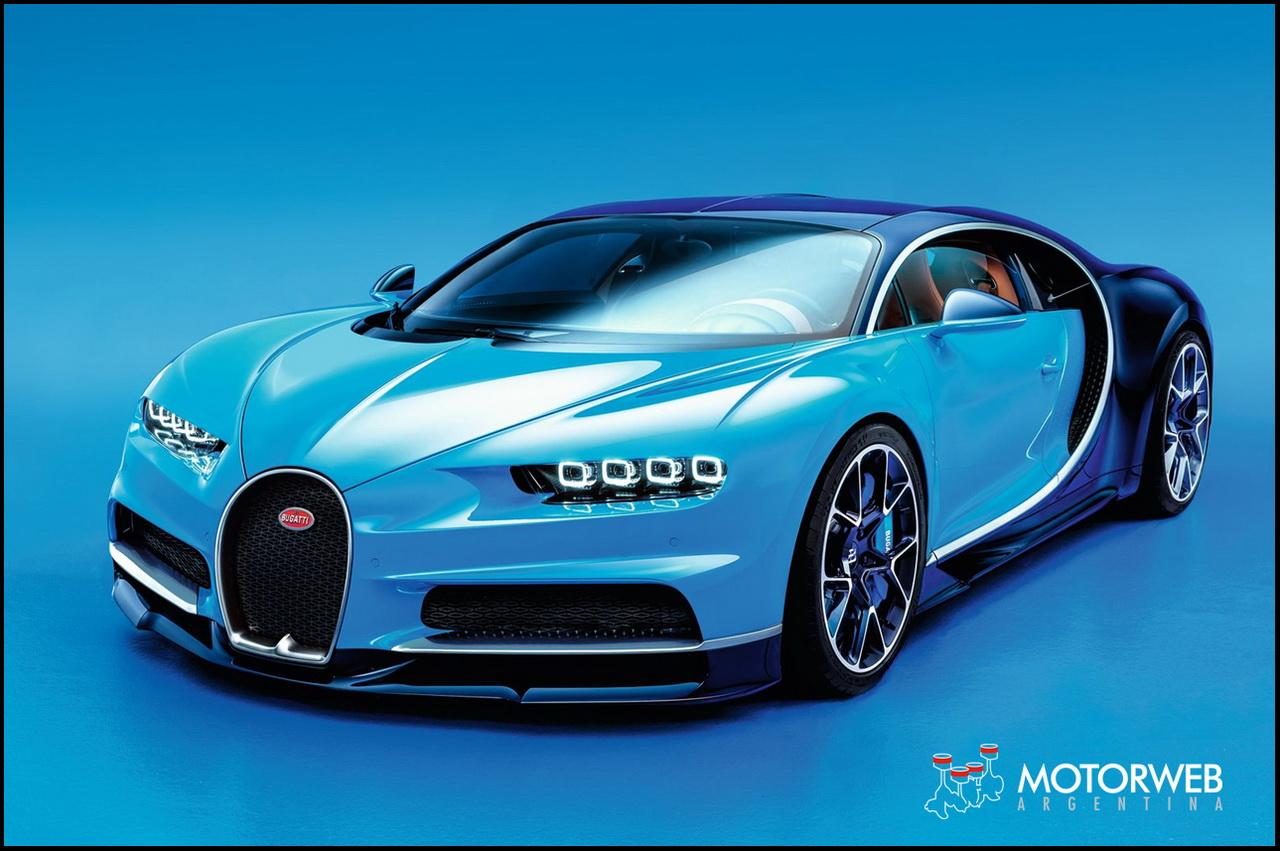 nuevo bugatti chiron el primer auto de serie con 1500cv de potencia. Black Bedroom Furniture Sets. Home Design Ideas