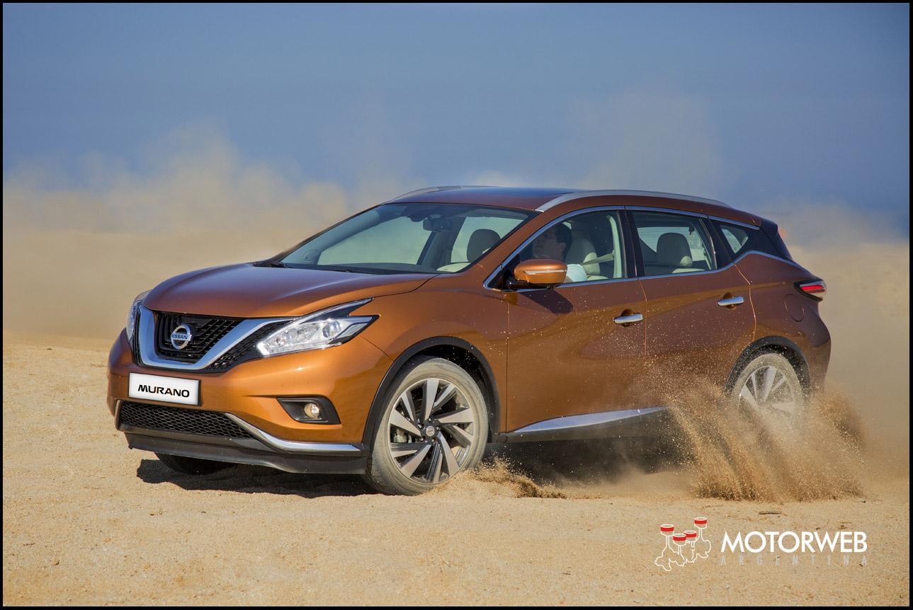 Nissan Argentina presenta la nueva Murano