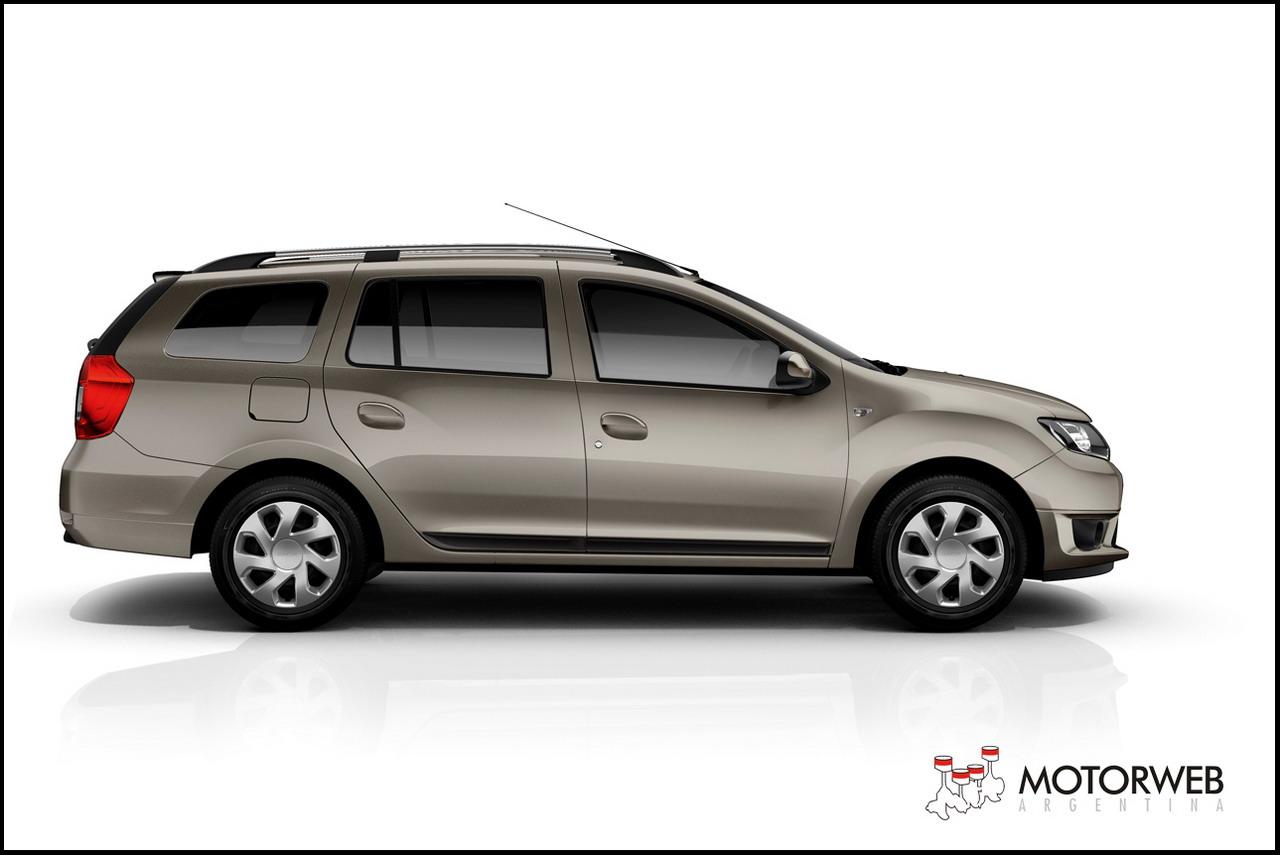 Renault Logan Mcv  Lo Veremos En El Mercosur