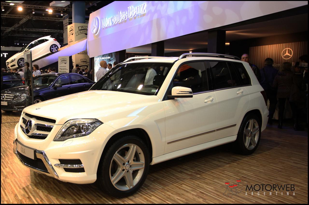 Especial sal n 2013 mercedes lanza la renovada clase e for Mercedes salon