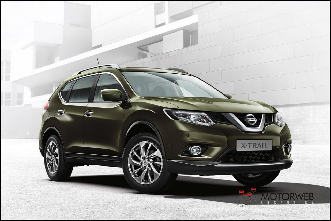 lanzamiento en argentina nissan x trail. Black Bedroom Furniture Sets. Home Design Ideas