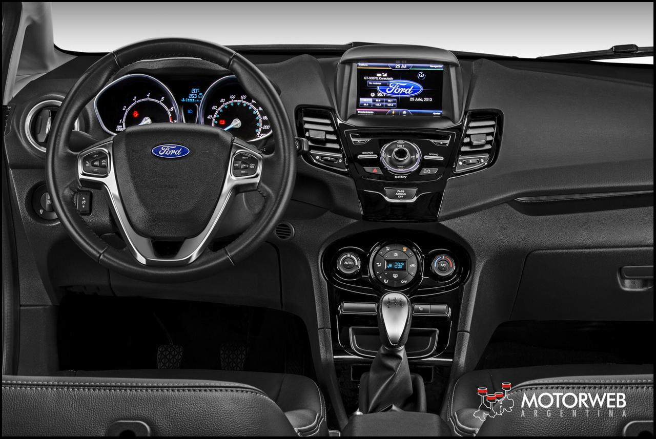 Ford Argentina Lanza El Nuevo Fiesta Kinetic Desde  117 229