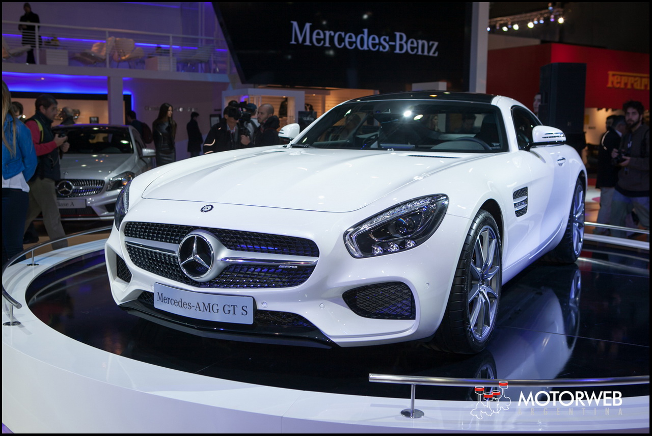 Sal n de buenos aires 2015 mercedes benz lanza el vito for Mercedes salon