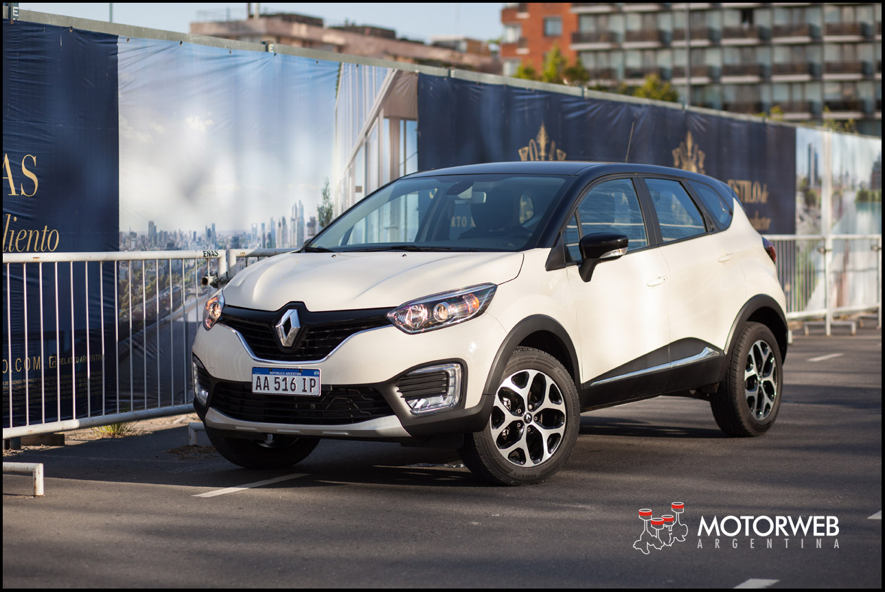 prueba renault captur intens 2 0. Black Bedroom Furniture Sets. Home Design Ideas