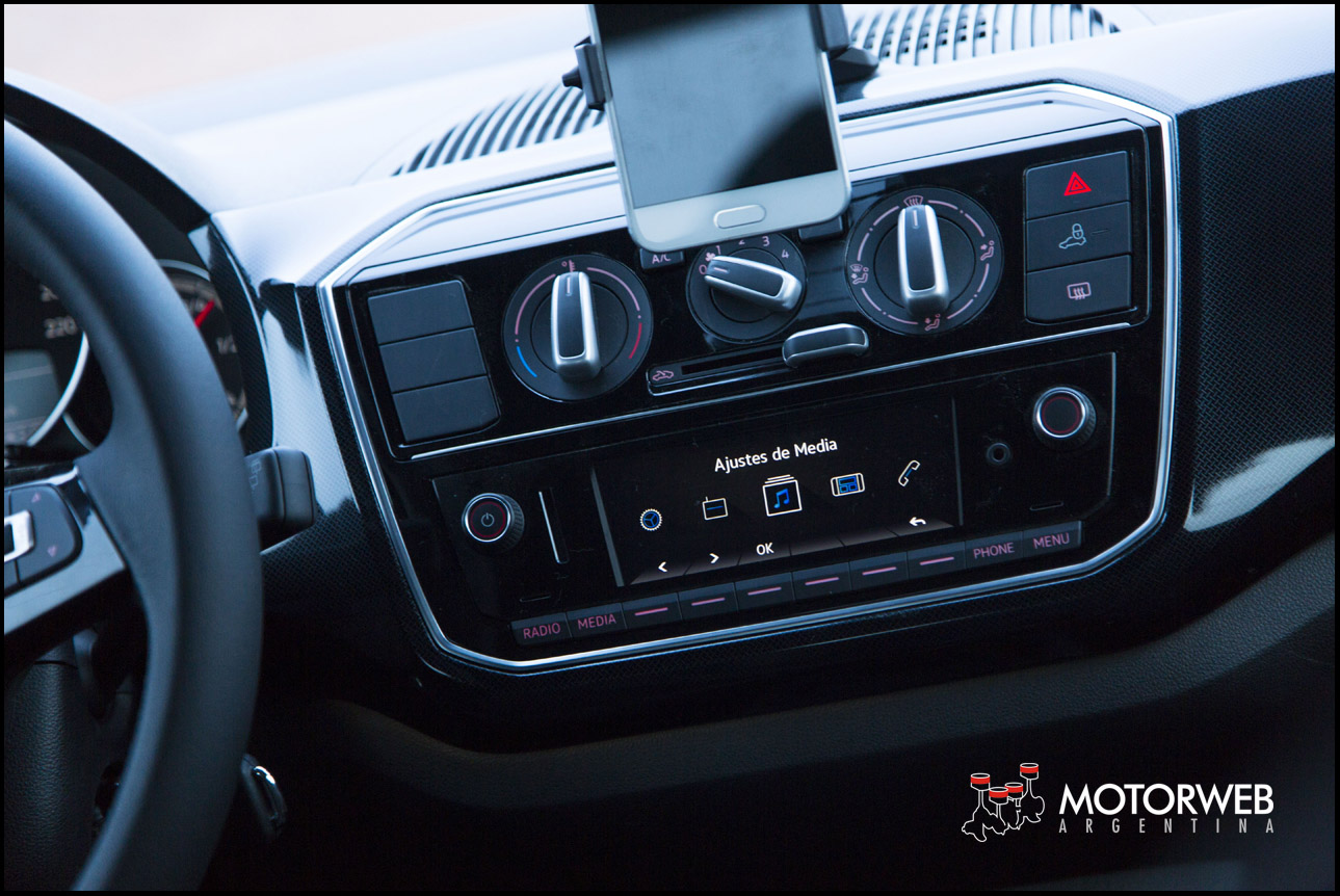 Volkswagen Ya Vende El Up Pepper Con Motor Turbo