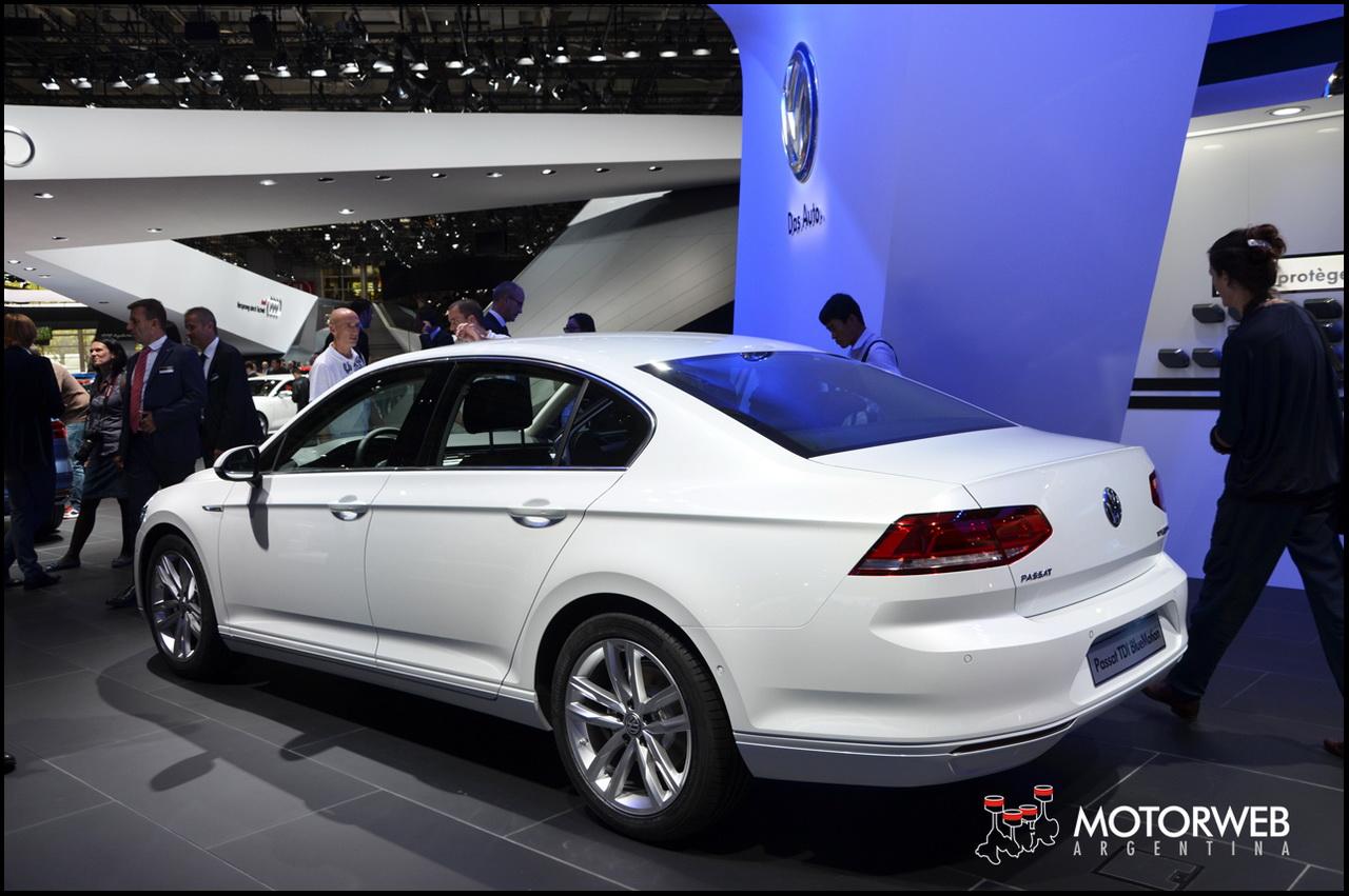 sal211n de paris 2014 volkswagen presenta passat polo gti