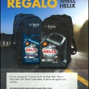 Hasta el 31/8, comprando Shell Helix, te llevas una mochila de regalo