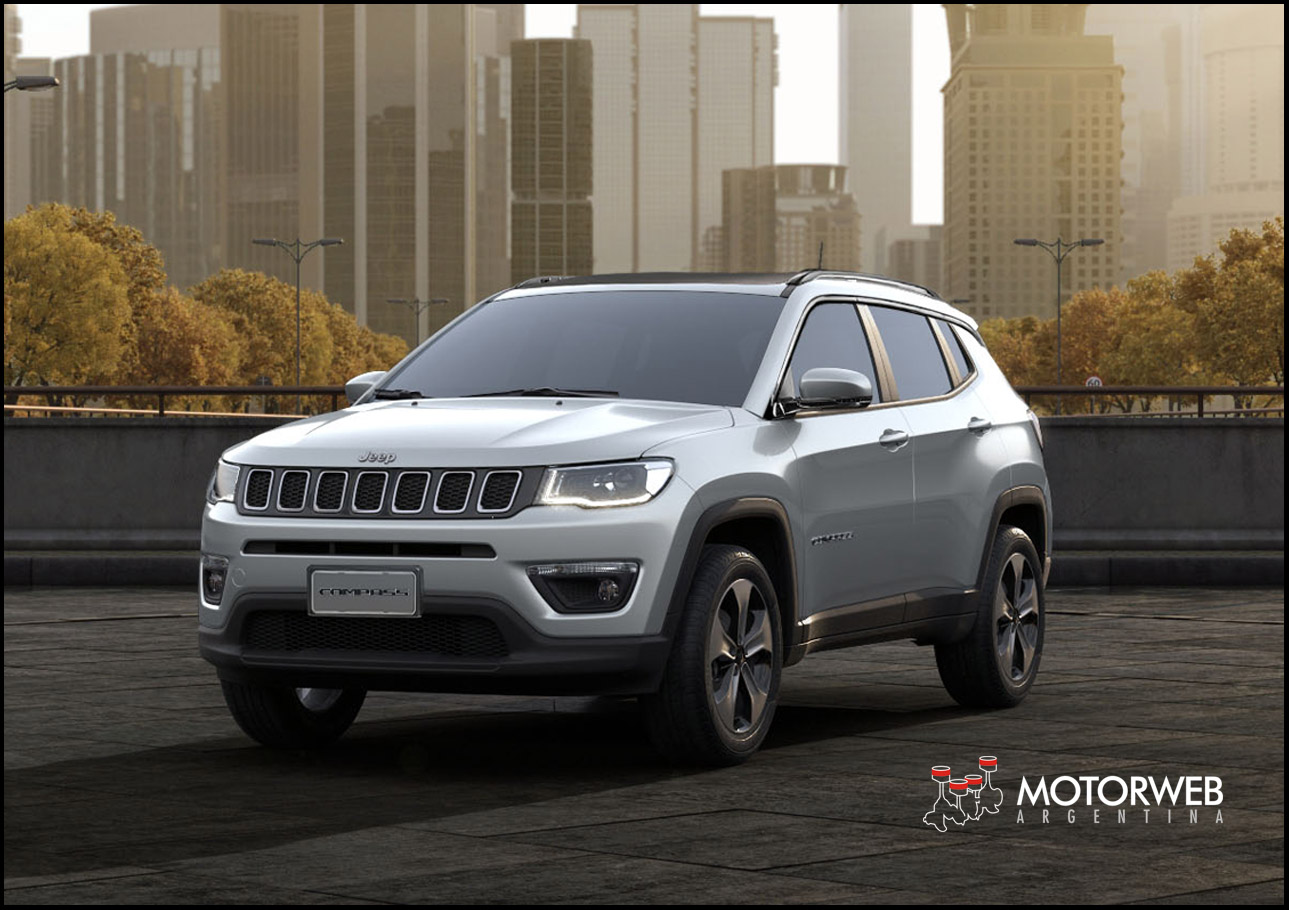 presentaci n opening edition del jeep compass. Black Bedroom Furniture Sets. Home Design Ideas